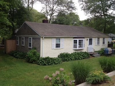 Photo for Peaceful Cottage Across Street From Follins Pond with Private Beach