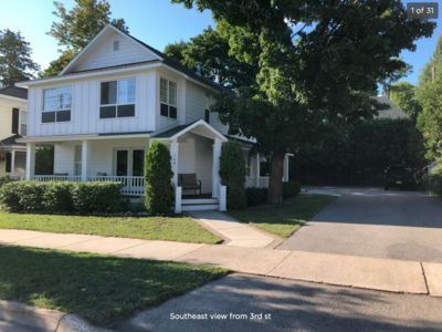 Photo for Lulu's Cottage Awaits You! Newly Remodeled 3 bed 2.5 bath Downtown Harbor Home