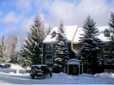 Photo for Beautifully Renovated Condo True Ski-on/Ski-off convenience