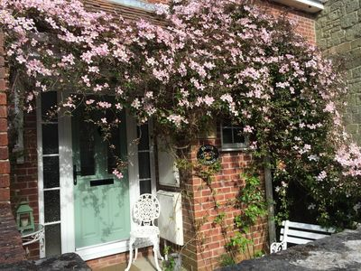 Photo for PRETTY COTTAGE IN THE HEART OF SHAFTESBURY WITH PARKING