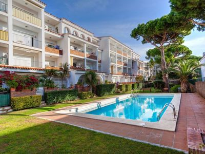 Photo for Apartment Fenals Sun in Lloret de Mar - 4 persons, 1 bedrooms