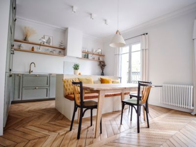 Photo for Elegant & cosy architect flat with parc view