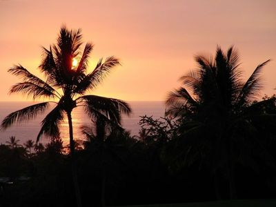 THE MOST AWESOME SUNSETS FROM YOUR LANAI