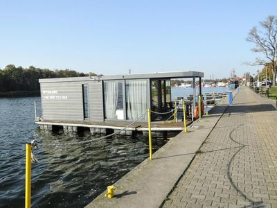 Photo for Holiday accomodations Hausboote, Kamien Pomorski  in Westpommern - 4 persons, 1 bedroom