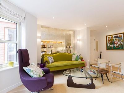 Photo for 2 Bed, 2 bath flat in Covent Garden