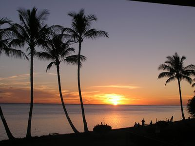Epic Sunset from your Lanai