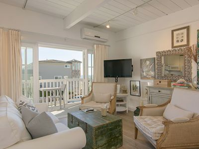 Photo for Gorgeous Studio in the Heart of Carlsbad Village-100 Yards from Beach w/views!