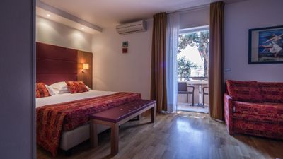 Photo for Deluxe Double Room - HOTEL DANIELE