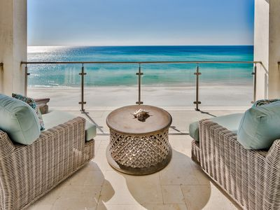 Photo for Moonshadow - Gorgeous 7-Bedroom Gulf Front Masterpiece on 30A!!