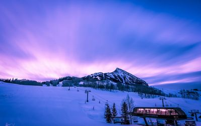 Photo for The BEST Slope Side Location on Mt. Crested Butte!