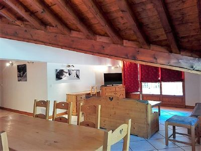 Photo for apartment Tignes - 3 rooms - 8/9 persons Luxury Apartment block Studio flat in a chalet