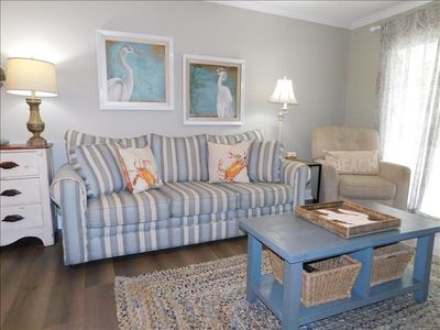 Photo for W15 Ocean Walk has many great upgrades open floor plan in main living area, view of the lake, awesome bedding, tile floors.  Top of the line.