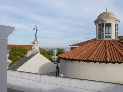 Photo for Large & Lighting Loft in Largo Corpo Santo, Chiado, 2BR, AC and View