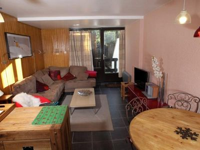 Photo for Apartment Serre Chevalier, studio flat, 5 persons