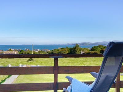 Photo for Modern Holiday Home in Moelfre near beach