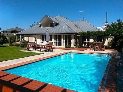 Photo for Summer Retreat - Blenheim Holiday Home