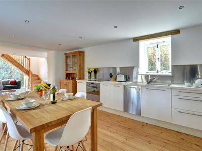 Photo for Vacation home Wet Lane in Tintagel - 4 persons, 2 bedrooms