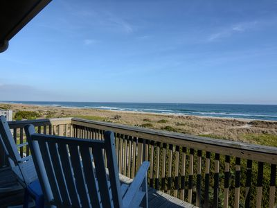 Photo for Wallace-A wonderful vacation awaits you in this spacious oceanfront townhouse