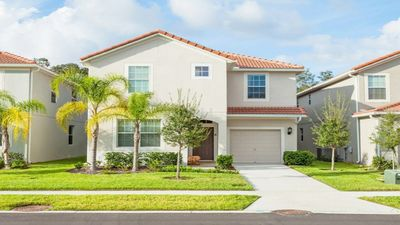 Photo for Enjoy Orlando With Us - Paradise Palms Resort - Beautiful Contemporary 6 Beds 5 Baths Villa - 4 Miles To Disney