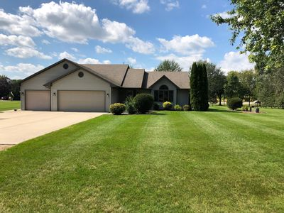 Photo for Four Bedroom Home Steps From Lake Winnebago