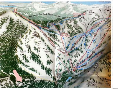 Photo for Alpine Meadows Get-Away   convenient location to skiing, hiking, biking, etc.