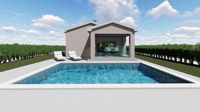 Photo for New stylish villa, in the heart of Istria
