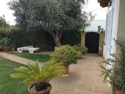 Photo for 2BR House Vacation Rental in Cala Anguila-Cala Mendia, PM
