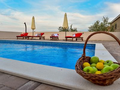 Photo for Fantastic Villa Maslina with private pool