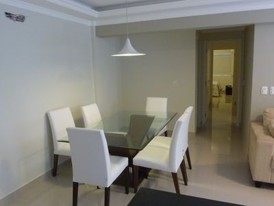 Photo for Apt 40m beach, 1 suite and 2 demi-suites, renovated, all new private garage