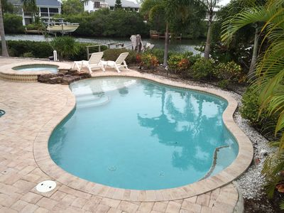 Best Waterfront Pool Home with Great Views in Anna Maria