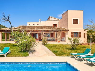 Photo for Finca Vora Pula Golf II (011401) - Country house for 10 people in Son Servera