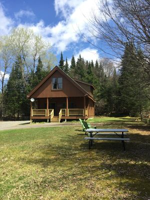 Photo for Comfortable Canada Cabin