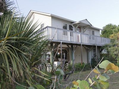 Photo for 2BR House Vacation Rental in Horseshoe Beach, Florida