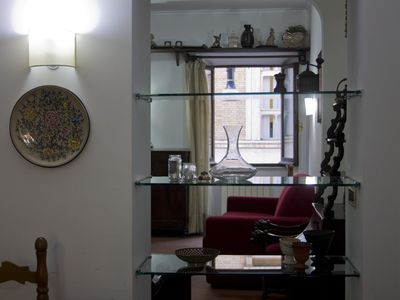 Photo for Characteristic apartment close to Colosseum