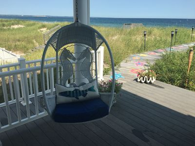 Photo for New Oceanfront Beach House on Private Beach ~ Awesome  Views!