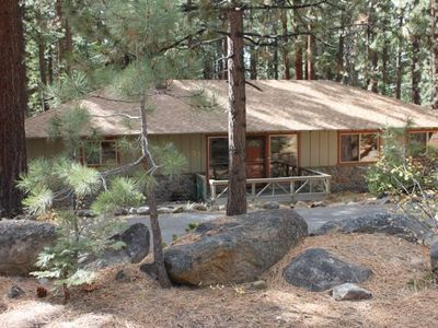 Photo for Incline Village 3 Bedroom Home North Lake Tahoe.  Close to lake and ski resorts.