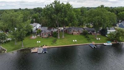 The Compound: 2nd hse The Lake House on Cass Lake LLC 3rd hse Sunset Cottage LLC