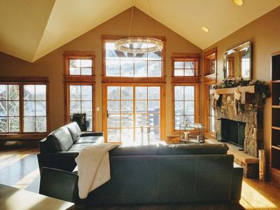 Photo for New! Ski-in/Ski-out Multi-Level Unit in Bachelor Gulch