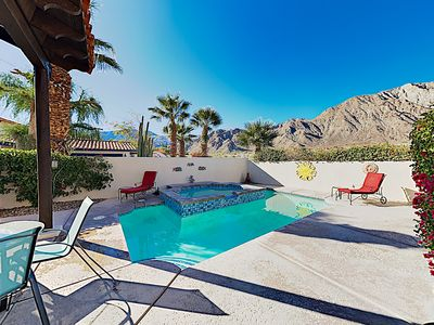 Photo for New Listing! Chic La Quinta Cove Retreat w/ Heated Pool & Hot Tub