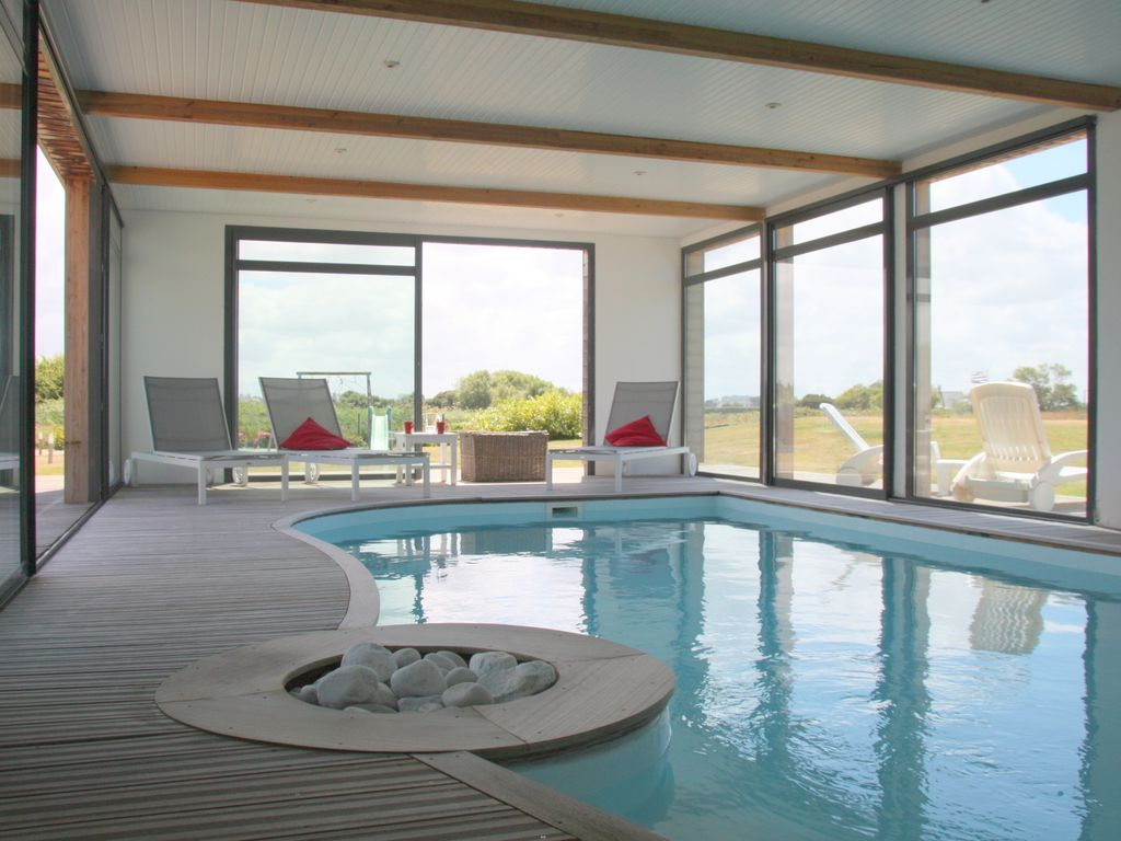 House of character indoor heated pool 28 30 650369 - Prix d une piscine caron ...