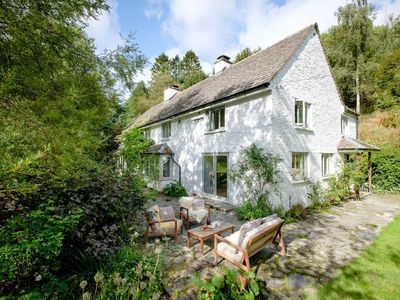 Photo for Glasnant is a large secluded country house, set within 20acres magical woodland.