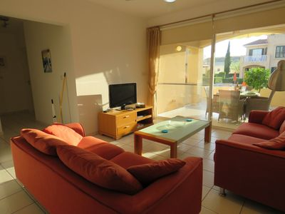 Photo for Luxury Ground Floor 2 Bedroom  Apartment includes WiFi and A/C