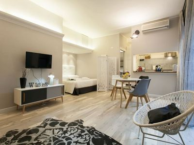 Photo for MODERN & LOVELY FLAT CLOSE TO SEMPIONE PARK