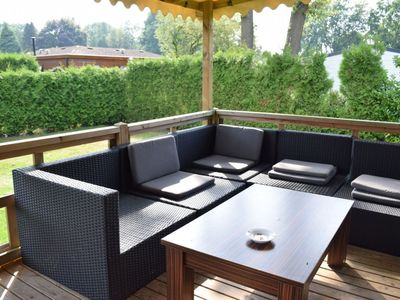 Photo for House 718 m from the center of Voorthuizen with Parking, Internet, Pool (737492)