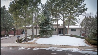 Photo for Wooded Oasis 9 Beds +Hot tub In Heart of COS by Pulpit Rock, UCCS and AFA