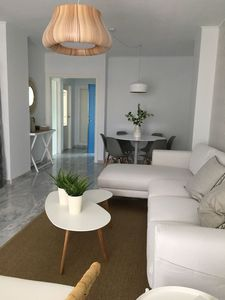 Photo for Refurbished  3 BR appart. 5 min to Puerto Banus, 15 min walk to beach