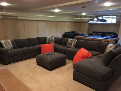 Photo for Modernized and Spacious Royal Eccles Estate, Jacuzzi and Free WiFi