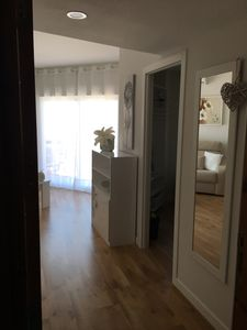 Photo for Brand new apartment with stunning views of the sea and pool.