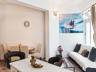 Photo for Comfortable apartment close to Znjan beach