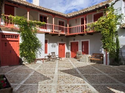 Photo for La Madrigata - Farmhouse with exceptional decoration facing the river